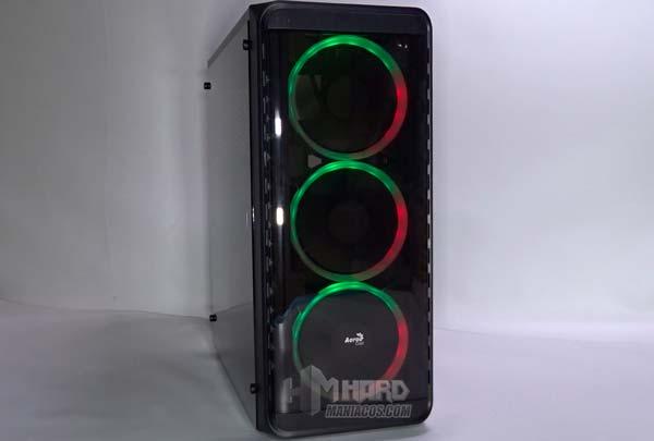 مراجعة PC Tower Aerocool SI 5200 RGB 30