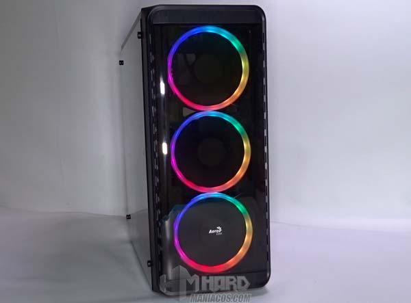 مراجعة PC Tower Aerocool SI 5200 RGB 29
