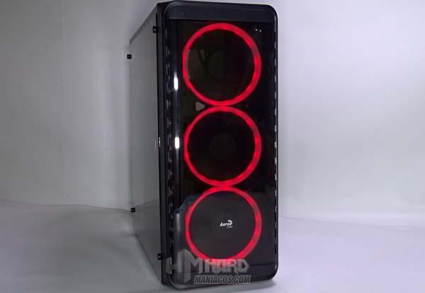 مراجعة PC Tower Aerocool SI 5200 RGB 31