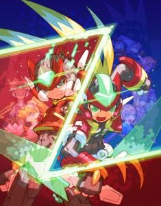 أعلنت مجموعة Mega Man Zero / ZX Legacy عن Steam and Console - متطلبات الكمبيوتر ، لقطات الشاشة ومقطورة 1