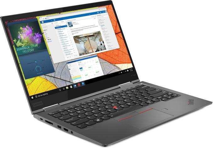 لينوفو ThinkPad X1 Yoga 2019 من لينوفو: سيارة خفيفة قابلة للتحويل مع بحيرة Comet 2