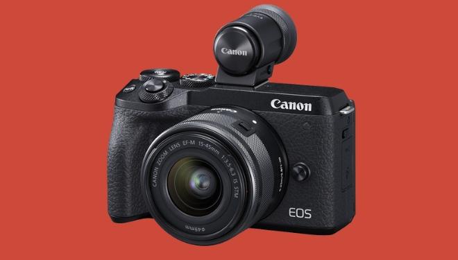 EOS M6 مارك الثاني الكاميرا