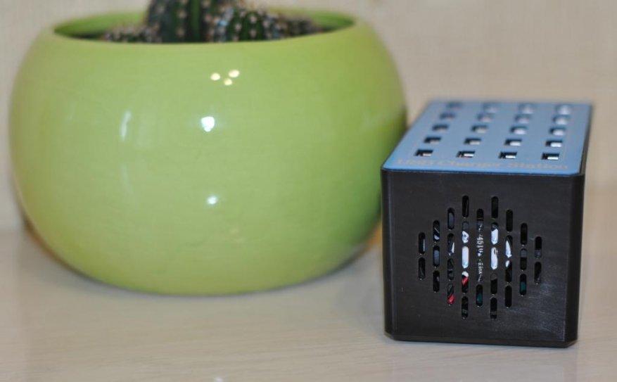 شاحن USB شاحن لمدة 20 منفذ USB. 4