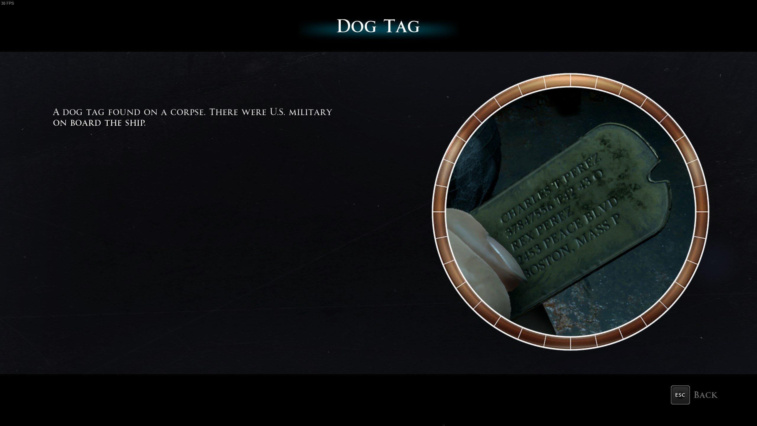 رجل ميدان السري - علامة الكلب