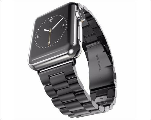 PUGO TOP Apple Watch 2 الصلب الفرقة
