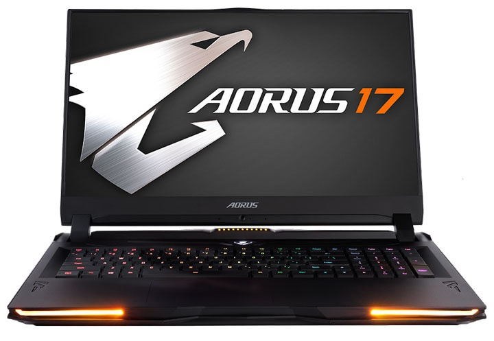Gigabyte تطلق Aorus 17 Notebook مع Core i9-9980HK و GeForce RTX 2080 1
