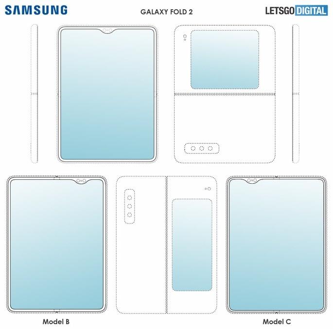 سامسونج Galaxy Fold  2