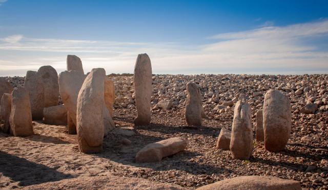 """تم فقد """"ستونهنج الإسباني"""" لمدة 60 عامًا ، وقد يعود تاريخه إلى 3000 عام قبل الميلاد"""