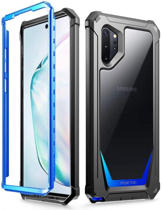 أفضل الحالات واضحة لسامسونج Galaxy Note  10+ 3