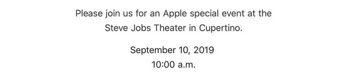 تم التأكيد! تصل أجهزة iPhone الجديدة إلى 10 سبتمبر