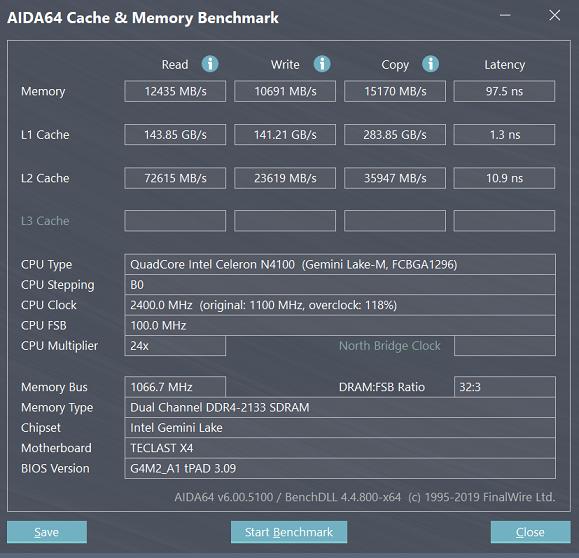 Teclast X4: مراجعة كمبيوتر لوحي قوي على بحيرة الجوزاء مع لوحة مفاتيح إضافية وذاكرة وصول عشوائي بسعة 8 جيجابايت و SSD 58