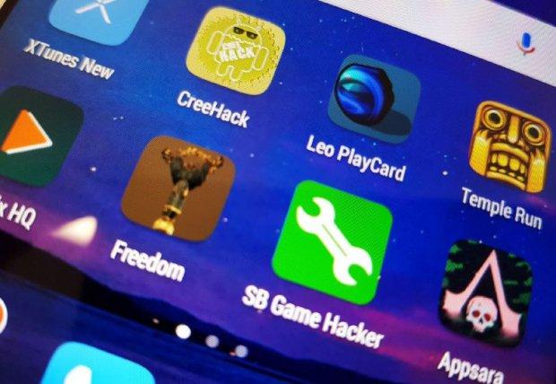 تم تثبيت تطبيقات اختراق Android /