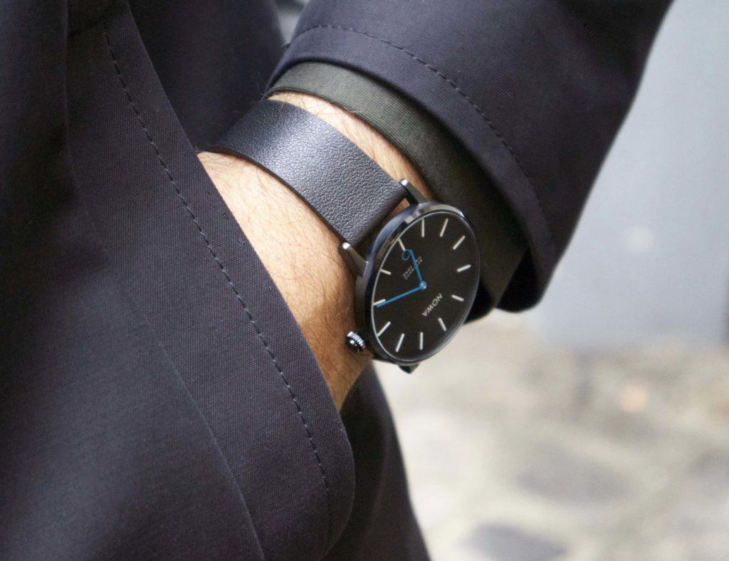 أفضل تصاميم ساعة ذكية بسيطة لعام 2019 - NOWA Shaper 02