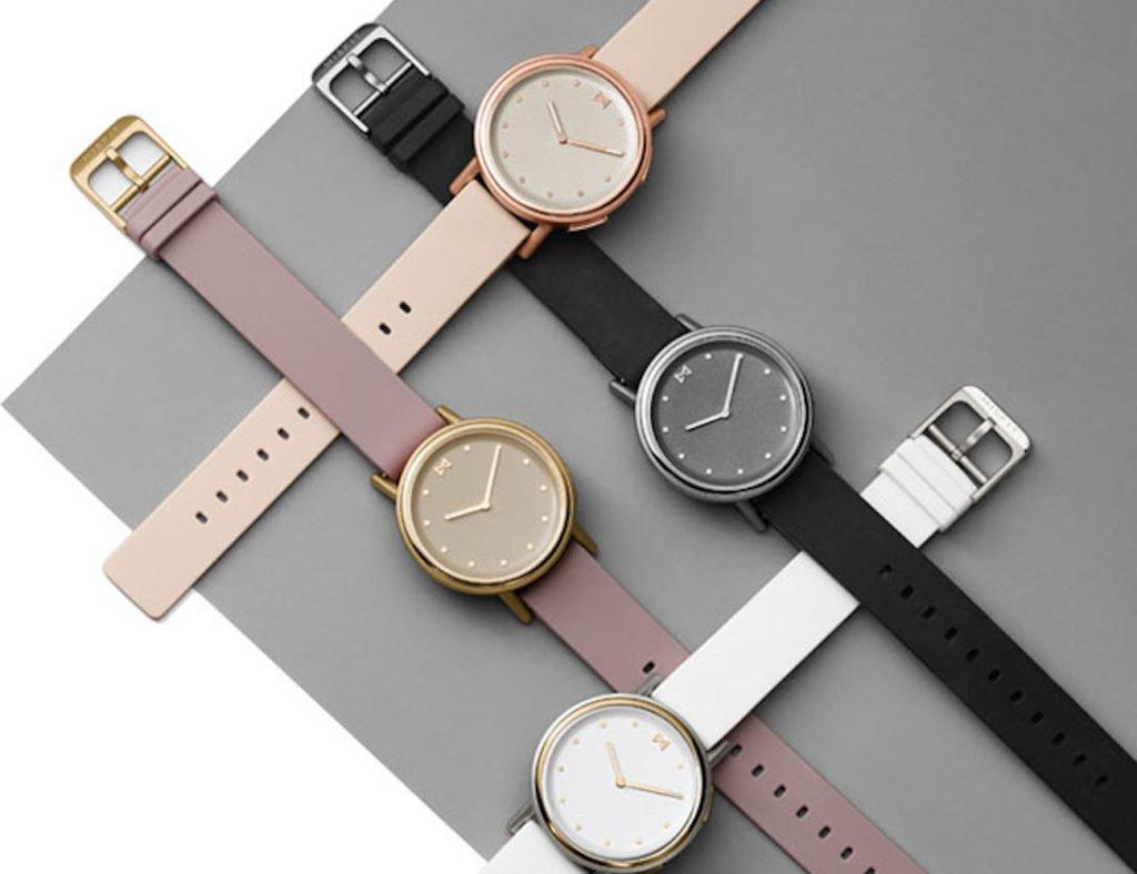 أفضل تصميمات ساعة ذكية بسيطة لعام 2019 - Misfit Path 01