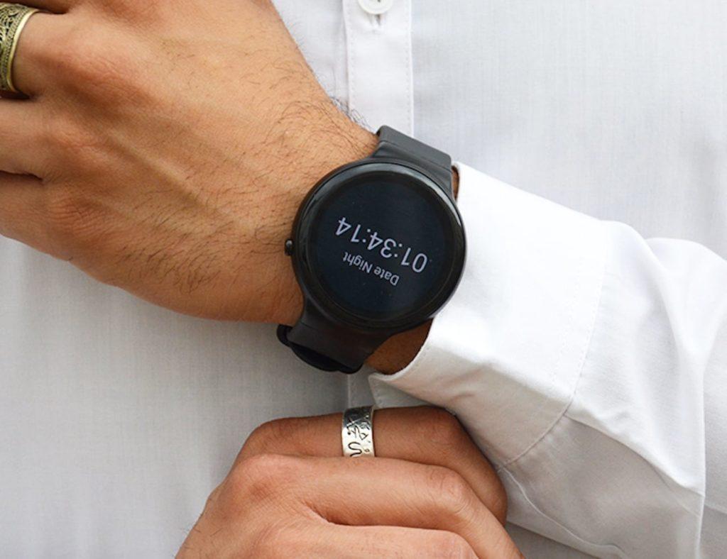 أفضل تصميمات ساعة ذكية بسيطة لعام 2019 - تنبعث منها 02