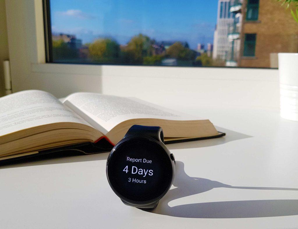 """أفضل تصميمات الساعات الذكية الحد الأدنى لعام 2019 - تنبعث منها 03 """"aria -صفاتby ="""" gallery-13-363439"""