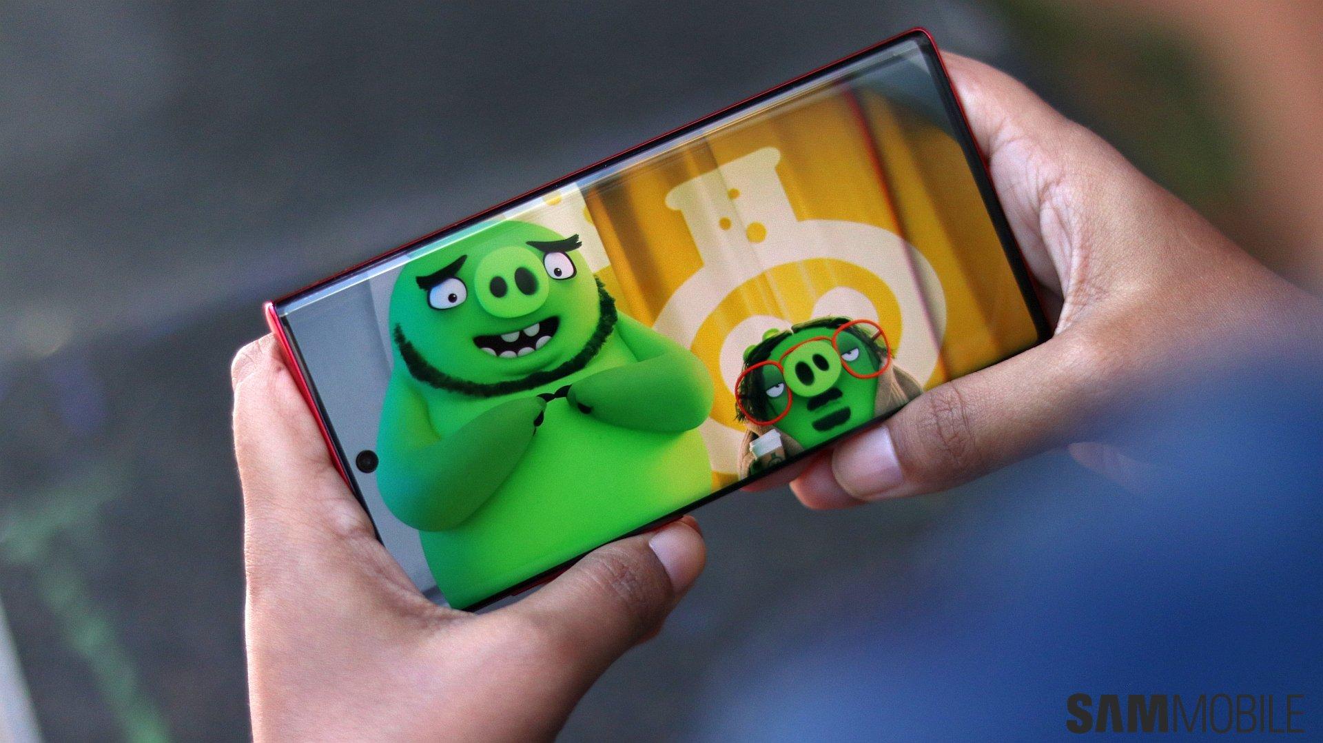 سامسونج Galaxy Note  10 مراجعة: مضغوط Note بالنسبة لأولئك الذين يريدون واحد 2