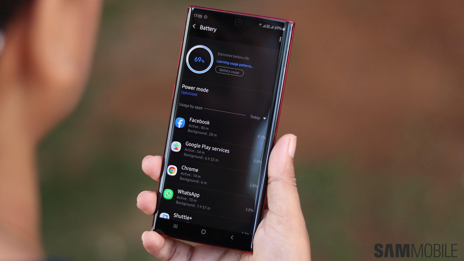 سامسونج Galaxy Note  10 مراجعة: مضغوط Note بالنسبة لأولئك الذين يريدون واحد 4