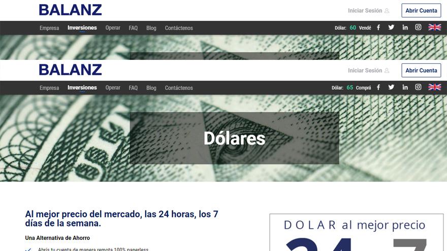 بعد إعلان البنك المركزي ، ارتفعت أسعار الدولار في بيوت الصرافة عبر الإنترنت: إنه بالفعل يبلغ 65 دولارًا 1