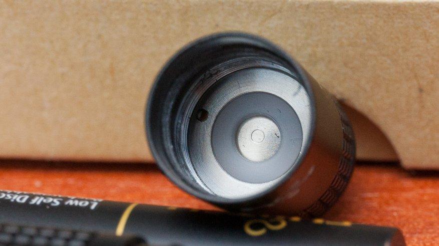 مصباح يدوي صغير ومشرق Lumintop بيكو 10