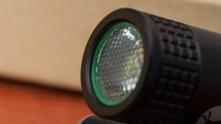 مصباح يدوي صغير ومشرق Lumintop بيكو 15