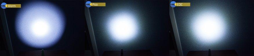 مصباح يدوي صغير ومشرق Lumintop بيكو 16