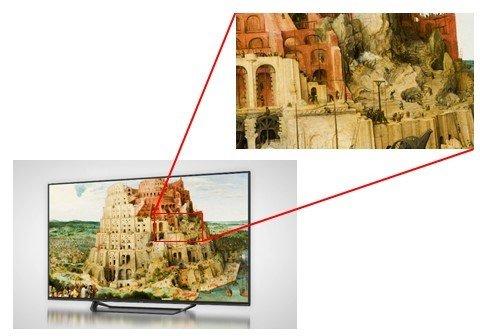 شارب تكشف النقاب عن أكبر تلفزيون في العالم بحجم 8 بوصات بحجم 8 بوصات وتلفزيون 5G 8K في IFA 2019 1