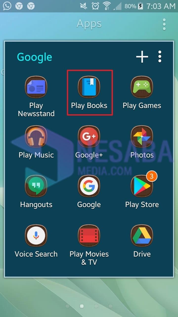 كيفية تنزيل الكتب على كتب Google عبر Android