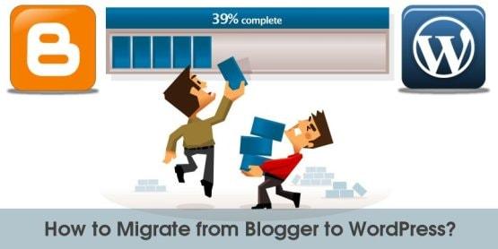 قم بترحيل مدونتك من Blogger إلى WordPress