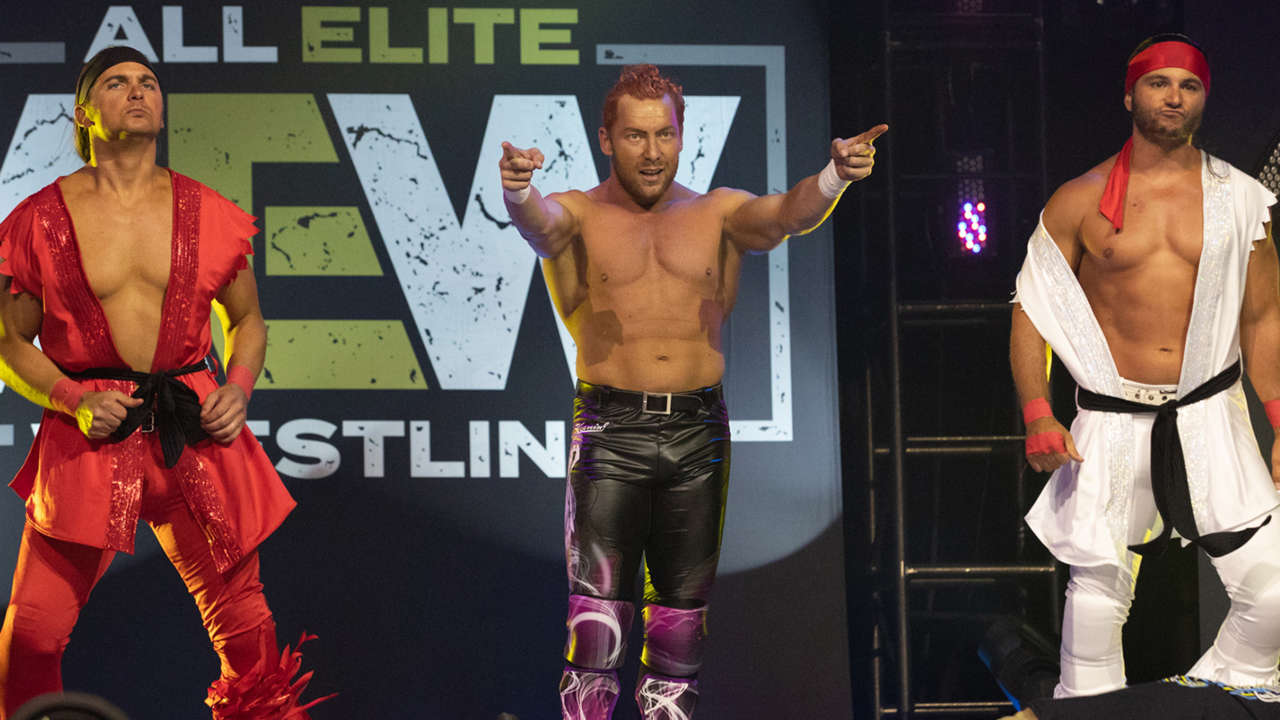 AEW's TNT Show Will Not Be The End Of Being The Elite's YouTube Series 1