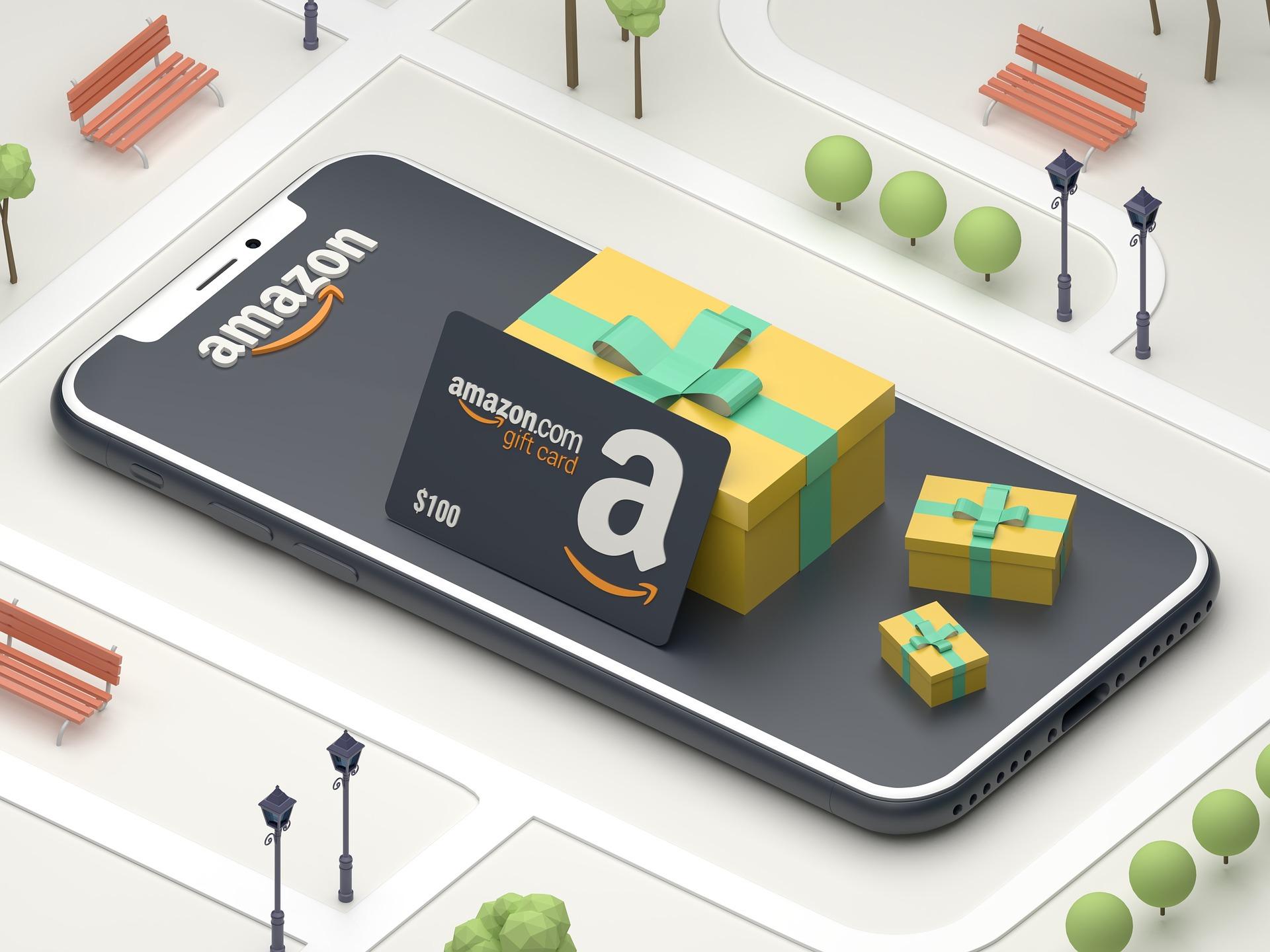 Amazon، الشركة الجديدة في مشاهد الاتحاد الأوروبي 1
