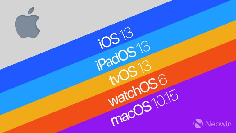 Apple تطلق النسخة التجريبية الثانية من نظام iOS 13 ، ونسخة مطورة جديدة للمطورين 1