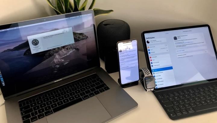 معدات الصورة Apple الترقية إلى الإصدار التجريبي 3 من iOS 13 و iPadOS 13