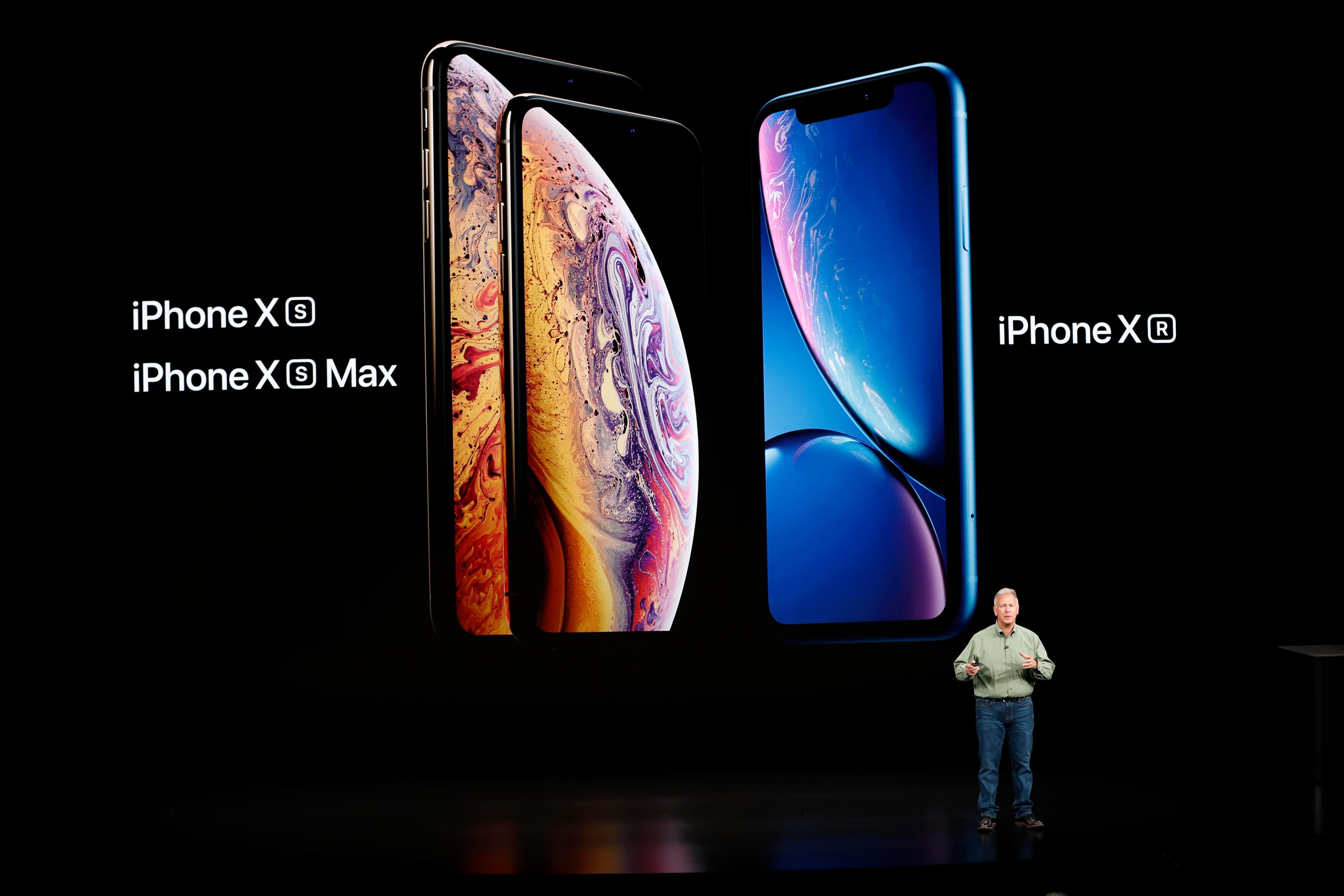 السنوات الاخيرة Apple شهد الحدث مقدمة من ثلاثة نماذج جديدة iPhone