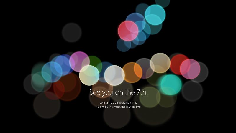 Apple سبتمبر 2016 حدث خاص مدونة مباشرة: Apple Watch 2 ، iPhone 7 تاريخ الإصدار والأسعار 1