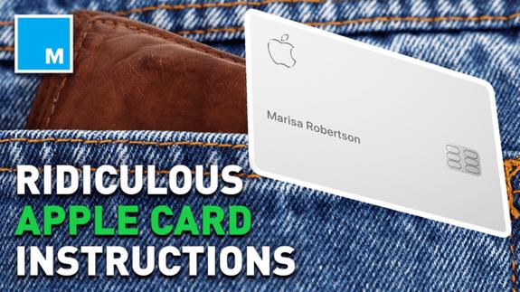 Apple سهم تعليمات صارمة ل Apple صيانة البطاقة ، الميمات فرحان تتلو 1