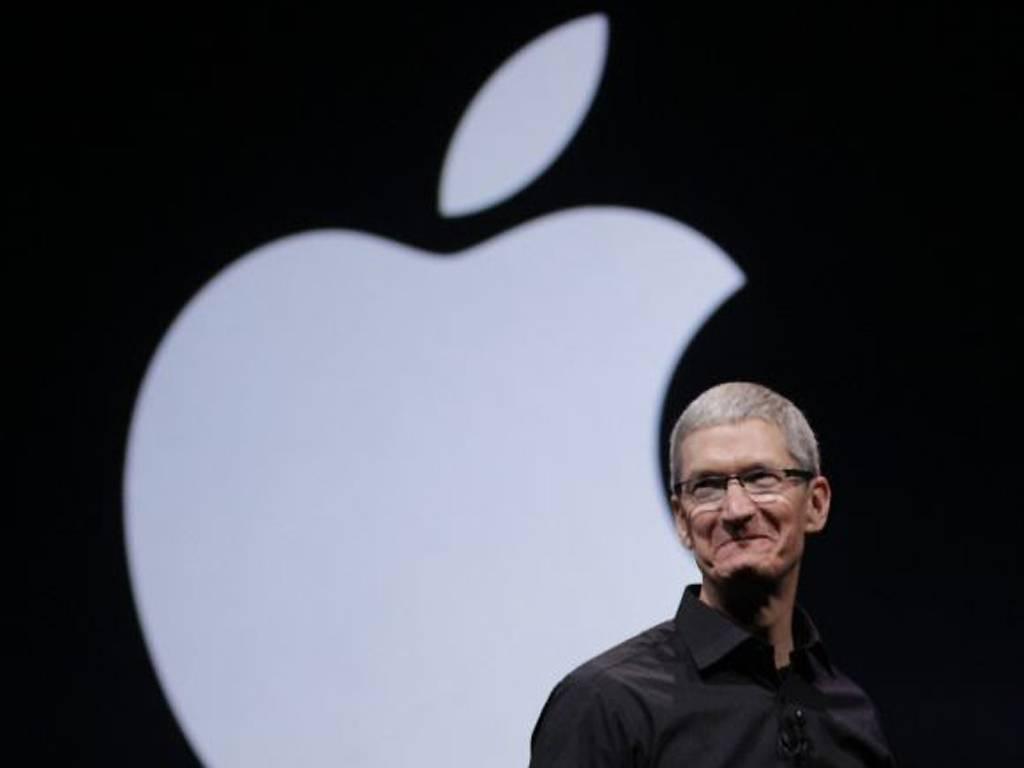Apple ضع لوحة إعلانية بها رسالة تشير مباشرةً إلى Google 1
