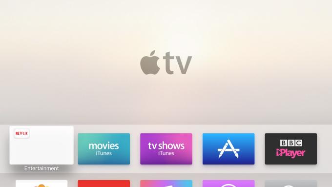 Apple  مجلدات التلفزيون