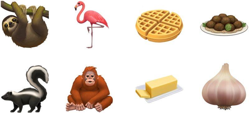 Apple نحن متقدمون على الرموز التعبيرية الجديدة التي ستصل هذا العام للاحتفال باليوم العالمي للرموز التعبيرية 2