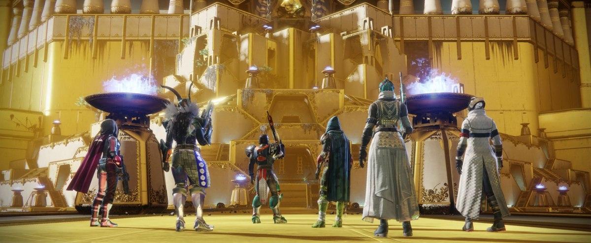 Destiny 2: The Story Behind The Leviathan Raid 1