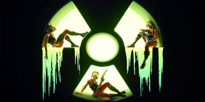 Fortnite  الموسم العاشر من الشاشة الكارثية لوقت محدود في مهمة التحميل