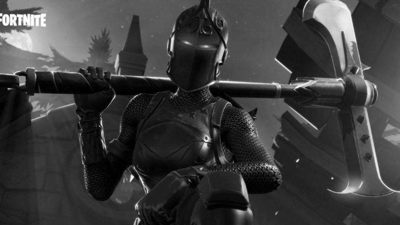 """🥇 ▷ Fortnite معلومات عن الحزمة / الحزمة """"Dark Legends"""" للموسم العاشر / 10 التي تم تسريبها 1"""