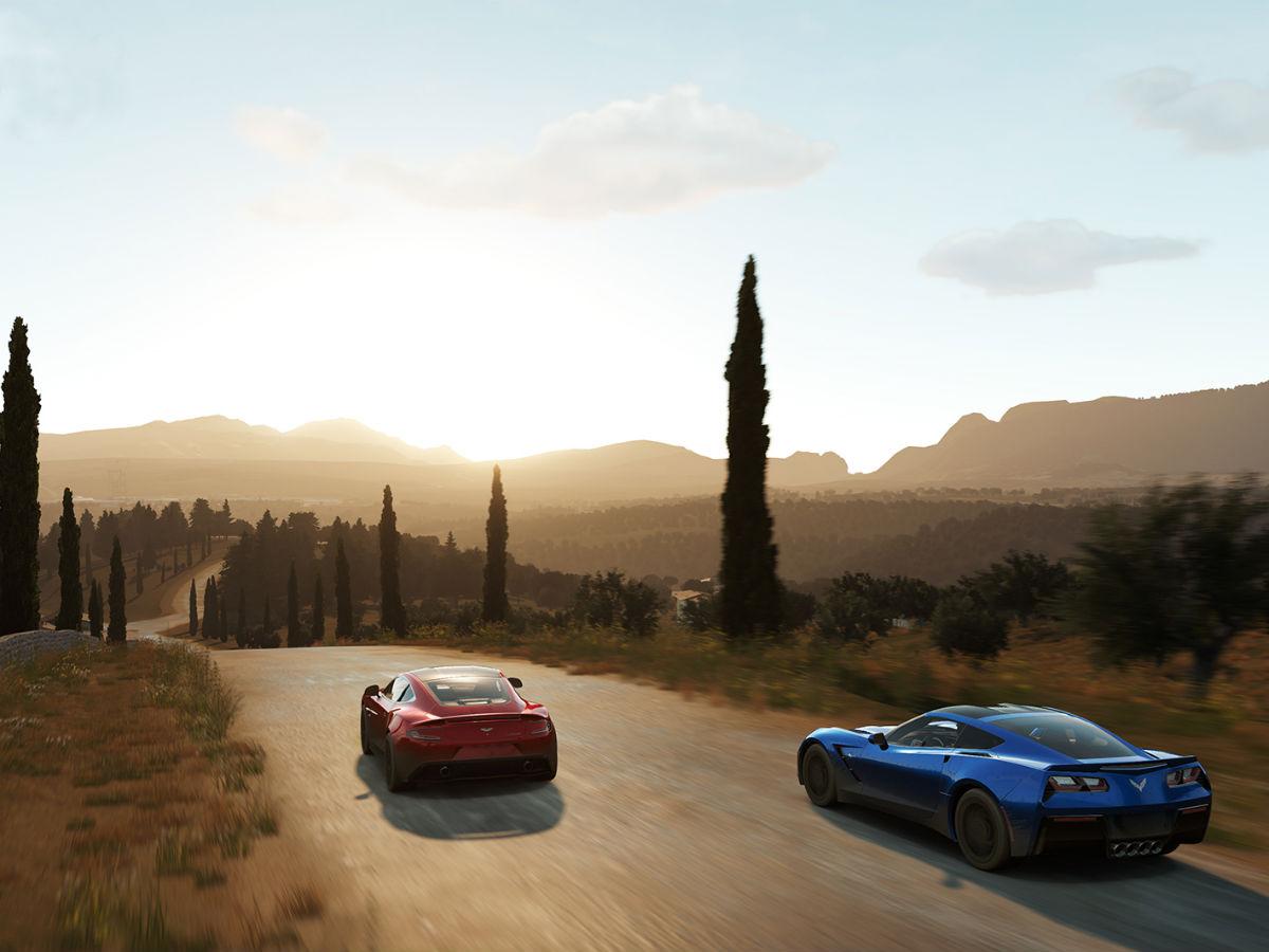 Forza Horizon 2 مراجعة   أمور 1