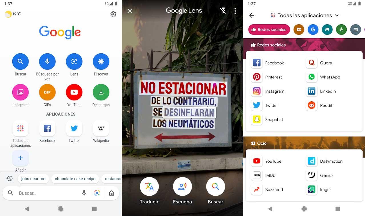 Google Go ، الإصدار الخفيف من Google للاتصالات البطيئة والمحمولة ذات المساحة المحدودة 1