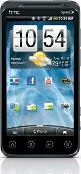 HTC EVO 3D مراجعة الهاتف الذكي 1