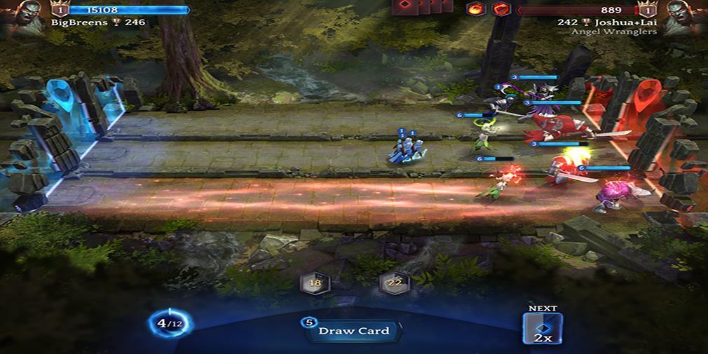 "Heroic Magic Duel review - ""مبارزة السحر العام"" 1"