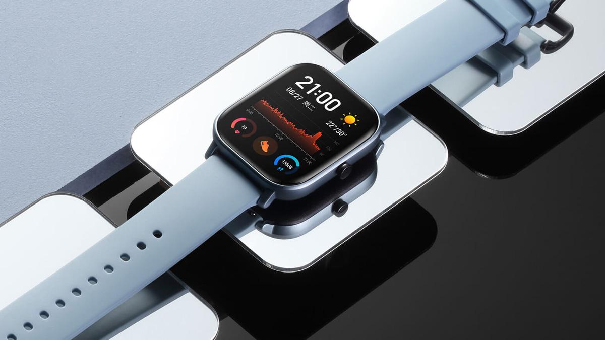 Huami تطلق Amazfit GTS و Amazfit smartwatch 3 و Amazfit X 1