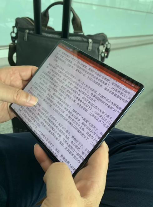 - Huawei سيتأخر جهاز Huawei Mate X القابل للطي حتى نوفمبر »- 1