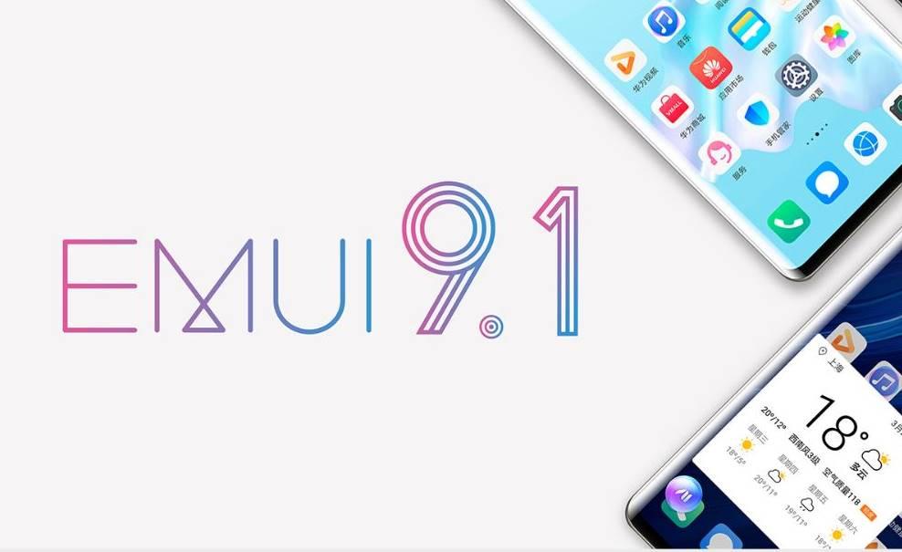 Huawei EMUI 9.1: جميع الأخبار والهواتف الذكية التي ستحصل عليها 1