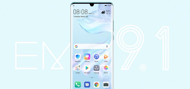 Huawei EMUI 9.1: جميع الأخبار والهواتف الذكية التي ستحصل عليها 2
